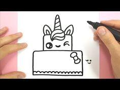 Comment dessiner une licorne kawaii dessin youtube kawaii drawings kawaii drawings et - Comment dessiner une bougie ...