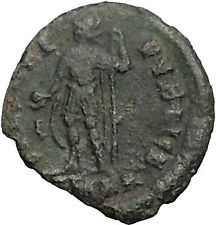 CONSTANTIUS II Constantine the Great son 347AD Ancient Roman Coin i56114