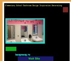 Elementary School Bathroom Design Inspiration Decorating 133120 - The Best Image Search
