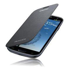 Samsung Flip Cover per Galaxy S3 i9300 - Nero