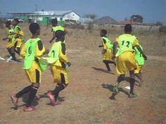Moletjie Sport Academy FC under 13 team 2016