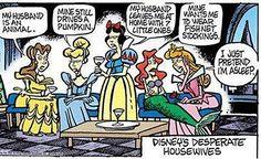 Disneys' Desperate Housewives