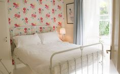 Gorgeous Bedroom at Annie's by the Sea, St Ives, Cornwall - Sleeps 5. http://www.millyandmartha.com/anniesbythesea
