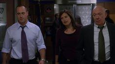 Elliot, Liv & Cragen season twelve