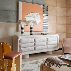 Jun 2019 - HOMMÉS STUDIO shop the look election, you can find the best of Design world and be inspired by all package, better choices, better living. See more ideas about Interior design, Interior and Home decor. Luxury Homes Interior, Modern Interior, Home Interior Design, Interior Architecture, Funky Home Decor, Design Blog, Design Design, Design Trends, Top Interior Designers