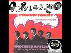"""Sonny Charles & The Checkmates, Ltd. """"Proud Mary"""" (1969)"""