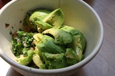 Better-Than-Chipotle Guacamole. Why get take-out when you can make your own?