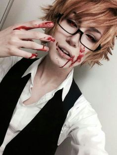 Find images and videos about anime, cosplay and tokyo ghoul on We Heart It - the app to get lost in what you love. Deku Cosplay, Todoroki Cosplay, Rapunzel Cosplay, Easy Cosplay, Cosplay Anime, Amazing Cosplay, Cosplay Ideas, Cosplay Costumes, Itachi Cosplay