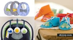 36 Best DIY Gifts To Make For Baby | DIY Joy Projects and Crafts Ideas