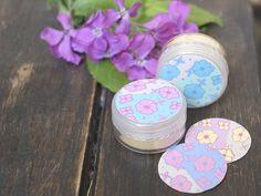 Einen kühlenden Lippenbalsam selber machen (mit Etikettenvorlagen zum Download)