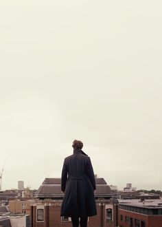 I cried so much. John's reaction was so perfect though. The way it was filmed and how he just had no idea what to do, he was just paralyzed for a moment before he ran forward. Also how he just collapsed when he saw Sherlock's face. It was all so realistic. I also was touched by the fact that in the end he didn't believe that it was all a lie and he still thought that Sherlock could read people the way the he seemed to, John never believed what he said about researching it all.