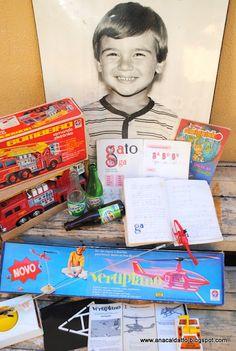 Memórias Infância década 80