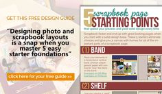 Make an Easy Two-Page Scrapbook Layout with 10 Step Formula No. 2 - Scrapbooking Ideas, Memory Keeping, Layout Design