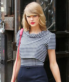 19 Reasons Why Taylor Swift Is a Street Style Pro - May 4, 2014 from #InStyle