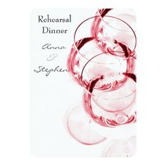 Shop Red wine glasses invitation created by justbecauseiloveyou. Winery Wedding Invitations, Personalised Wedding Invitations, Personalised Wine, Wedding Wine Glasses, Red Wine Glasses, Merlot Red Wine, Carbs In Beer, Wine Country Gift Baskets, Wine Magazine