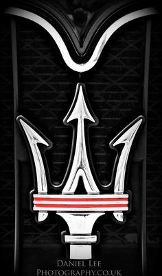 Maserati Logo -ℛℰ℘i ℕnℰD by Averson Automotive Group LLC Maserati Emblem, Luxury Car Logos, Luxury Vinyl, Carros Audi, Lux Cars, Maserati Granturismo, Car Wallpapers, Amazing Cars, Sport Cars