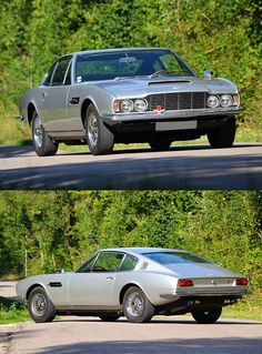 1970 Aston Martin DBS Vantage Maintenance/restoration of old/vintage vehicles: the material for new cogs/casters/gears/pads could be cast polyamide which I (Cast polyamide) can produce. My contact: tatjana.alic@windowslive.com