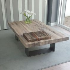 With the right decor, a coffee table can be a key design element in your living room design. Find and save ideas about Coffee tables in this article. | See more ideas about Gray couch living room, White coffee tables, Coffe table, Homemade coffee, Pallet furniture room, Diy wood table and Diy wood furniture projects. #HomeDecorIdeas #HouseIdeas #DiyHomeDecor #CoffeeLovers #CoffeeTableIdeas #CoffeeStation #PalletProject #palletfurniturelivingroom