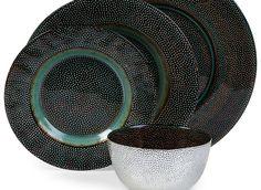 Verdi Dinnerware - Sets of 4 | Dinnerware | Tabletop-and-bar | Z Gallerie
