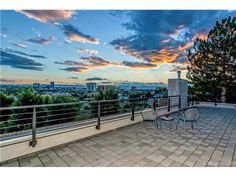 Though this home may be in the heart of Denver, it still allows you to be close to nature.