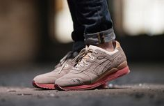 Packer Shoes x ASICS GEL-Lyte III