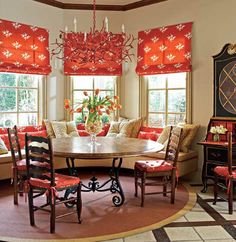 Smart, Beautiful Kitchen Banquettes - Traditional Home®