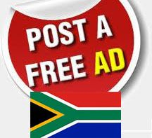 visit http://southafrica.adsfolk.com Free and fast publish South Africa post Ads classifieds placement without signup registration required Is where you can offer your products, service and jobs. Your advertisement will be quickly placed on search engines such as Google, Yahoo, Bing, and etc also support Dofollow url backlink.