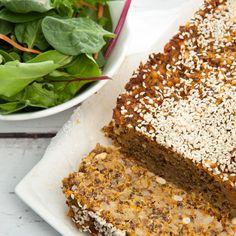 Close Up Quinoa Loaf