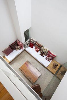 living room lounge space —M11 House by a21studio via @CONTEMPORIST .com