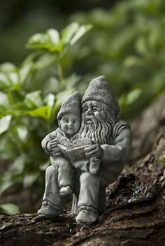 Show details for Storytime With Grandpa Garden Statue By Campania International