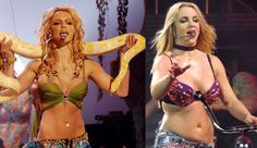 Before and After Pictures of Celebs Who Got Fat