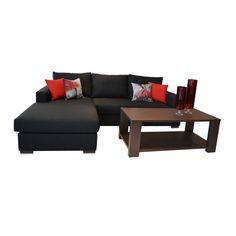 """Καναπές γωνία """"Loft"""" Couch, Furniture, Home Decor, Decoration Home, Room Decor, Sofas, Home Furniture, Sofa, Interior Design"""