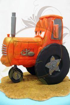 Bolo Carros Disney - Caketutes Cake Designer: Cake Disney Cars