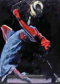 El Arte en la Vida: Aldo Loungo - Pintor Argentino