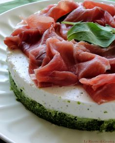 Italian Appetizers, Appetizer Salads, Finger Food Appetizers, Finger Foods, Appetizer Recipes, Tart Recipes, Cooking Recipes, Healthy Recipes, Quiche