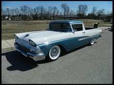 '57 Ford Ranchero_4x4 custom eBay 271311167863 Ford