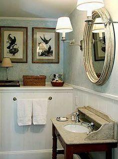 Inspiration Ba - http://yourshabbychicdecorideas.com/?p=1698 - #home_decor_ideas #home_decor #home_ideas #home_decorating #bedroom #living_room #kitchen #bathroom #pantry_ideas #floor #furniture #vintage #shabby