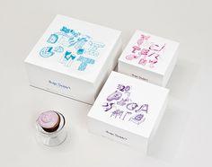 Cake Box Packaging design on Behance