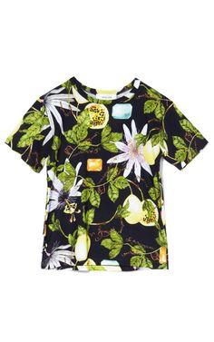 Passion Fruit T-Shirt by Isolda - Moda Operandi