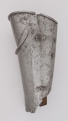 Pair of Thigh Defenses (Cuisses) Leg Harness, Knight Armor, Medieval Armor, 15th Century, Weapons, Thighs, Legs, Metal, Fencing