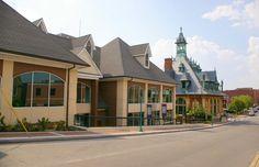 Customs House Museum in Clarksville, TN.