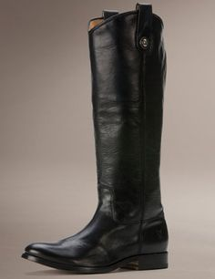 Frye Melissa Button Black. Their roots firmly planted in history, our Melissa Button boots are timeless and just as fashionable today as they've ever been. Shop for this and many more items at Emma Laura in Dublin, GA in Ivy Place Shopping Center. You can also purchase by phone at 478-272-2095 or shop our website at www.emmalaura.com.