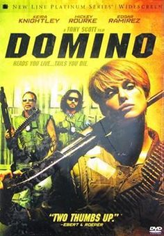 Based on the true story of Domino Harvey, who is the daughter of film actor Laurence Harvey. Tired and unsuited to the pretentiousness of her high-society Los Angeles life, Domino leaves the glitz behind her and sets off to become a bounty hunter.