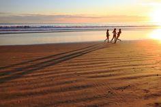 Coronado Beach. my fav beach for jogging!
