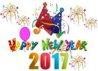 Happy New Year Wallpaper 2017 HD