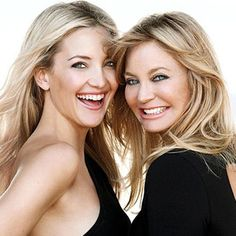 Beauty and Acting Runs in the Family - Favorite Goldie Hawn & Kate Hudson movies