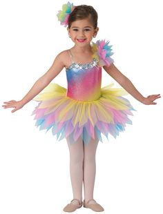 InStockDanceCostumes: First Recital Costume Details