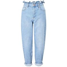 Designer Clothes, Shoes & Bags for Women Skirt Pants, Pants Outfit, My Outfit, Jeans Pants, Blue Trousers, Blue Jeans, Funky Fashion, Girl Fashion, Miss Selfridge Jeans