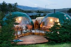 Where We're Going Glamping