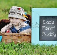 """How freaking cute is this Baby Boy Crochet Fishing Hat from Amy K, I love the little """"flys"""", so adorable!"""